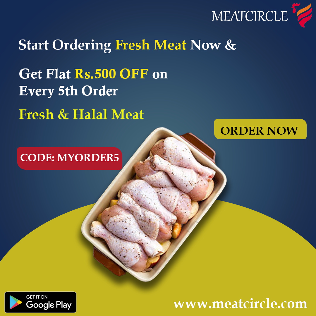 Get Upto Rs.500 Off on Every 5th order.