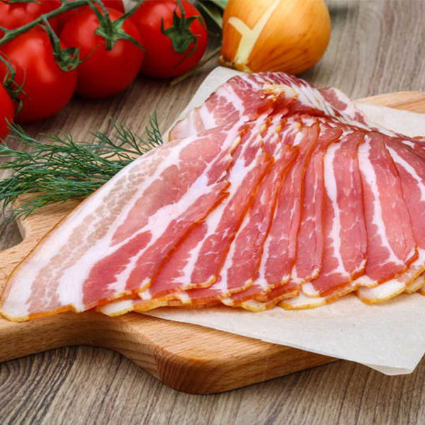 Pork Bacon ( Skinless )