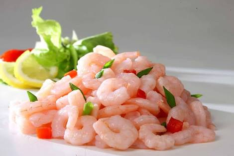 Prawns Small ( Without Tail & Head )