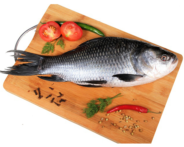 Rohu Fish Whole ( Without Cut )